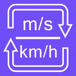 Meters per second / Kilometers per hour converter