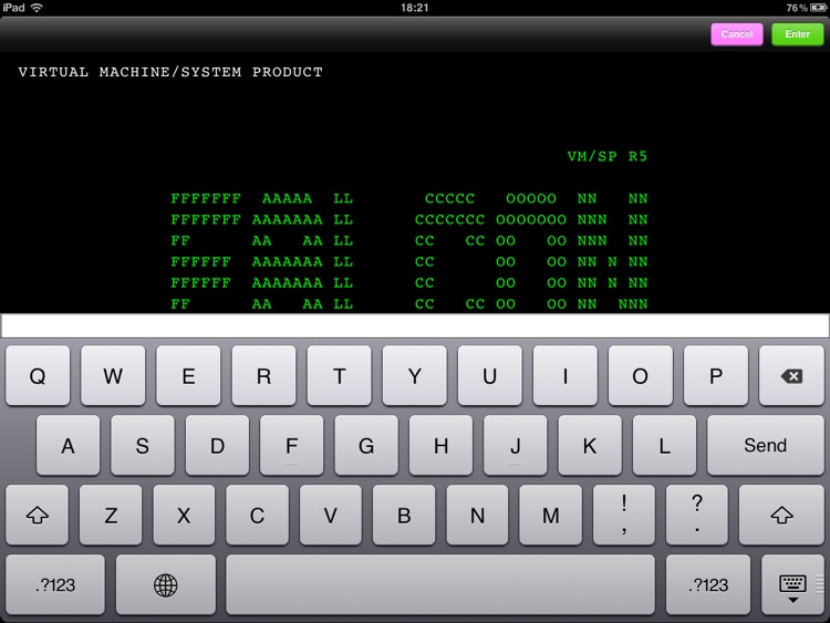 FALCON 3270 for iPad FREE