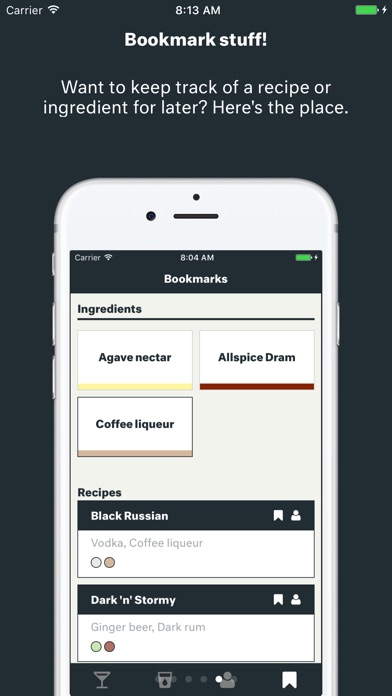 Barback - The Best Drink and Cocktail Recipes app image