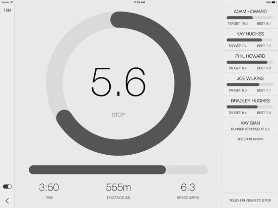 Bleep Test HD screenshot three