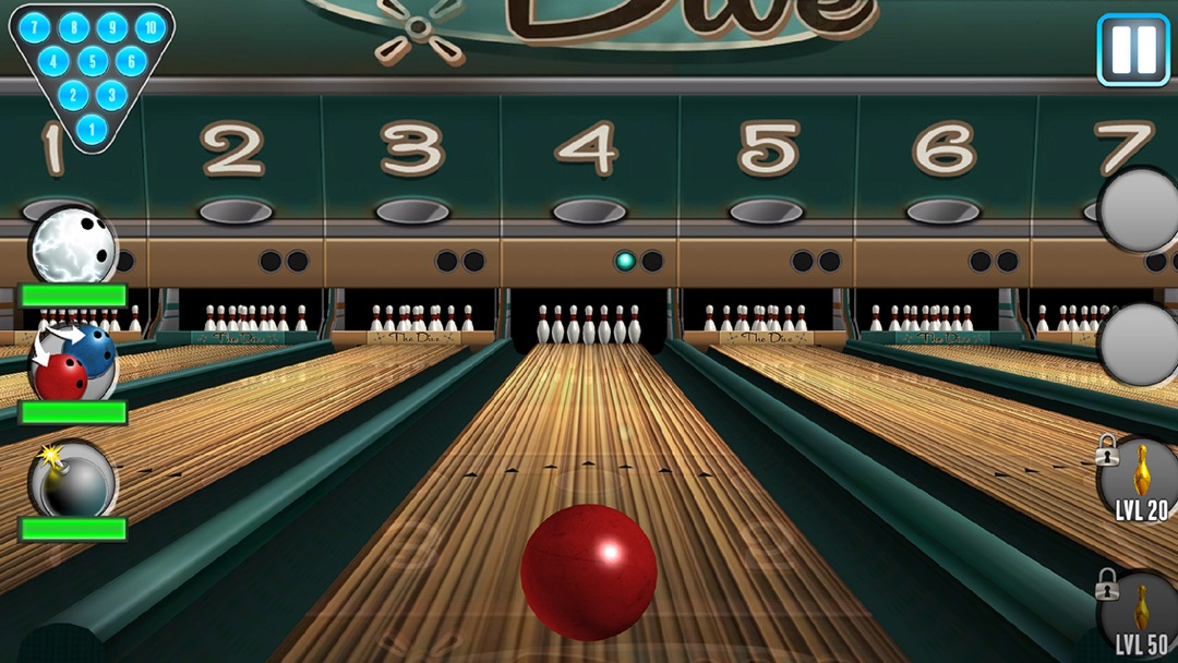 Bowling Online Multiplayer