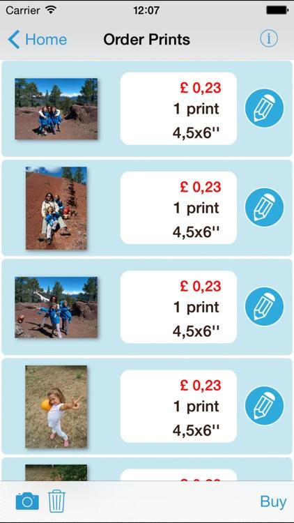 NicePrints: Print your photos