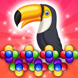 Birds POP Bubble Shooter - Popping Bubbles