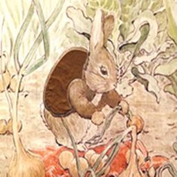 彼得兔的故事 (儿童有声) - 安徒生童话