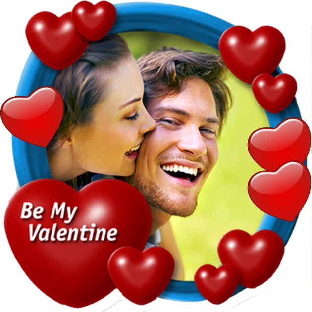 valentines day photo frames 2017 love frames on the app store