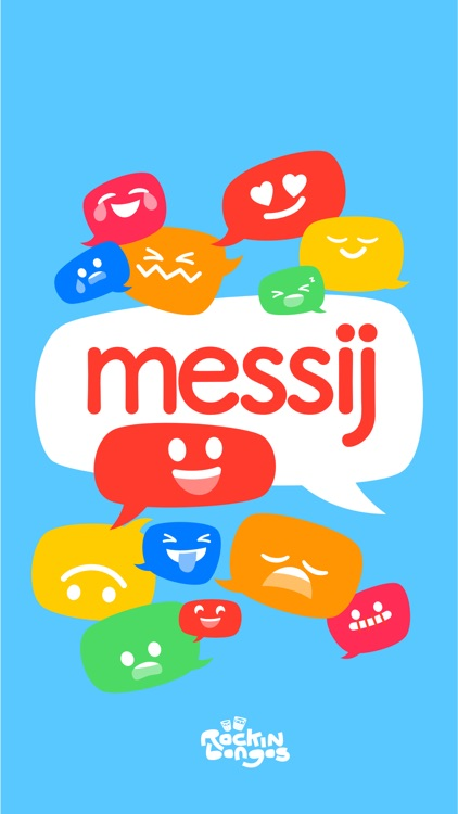 Messij, Emoji stickers for iMessage