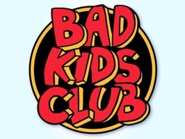 Bad Kids Club Stickers