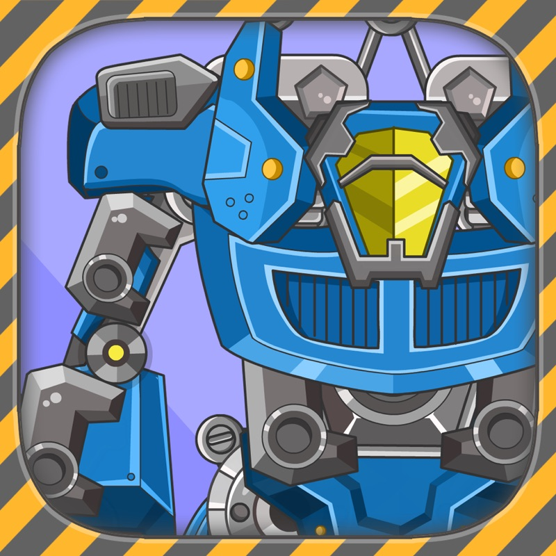 Amazing Robots - A puzzle game for kids Hack Tool