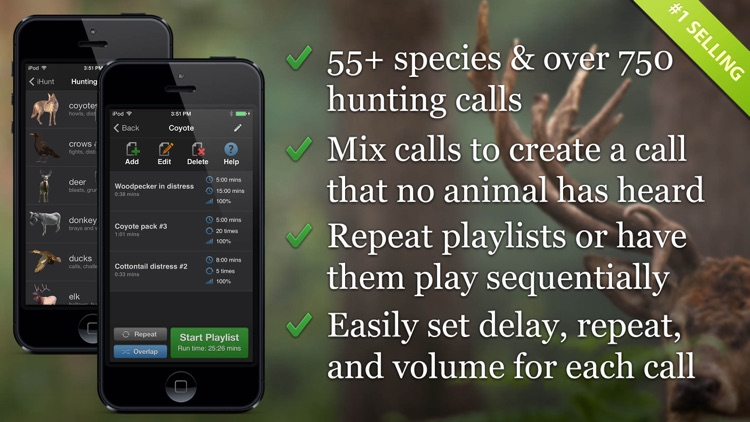 iHunt By Ruger Hunting Calls screenshot-1