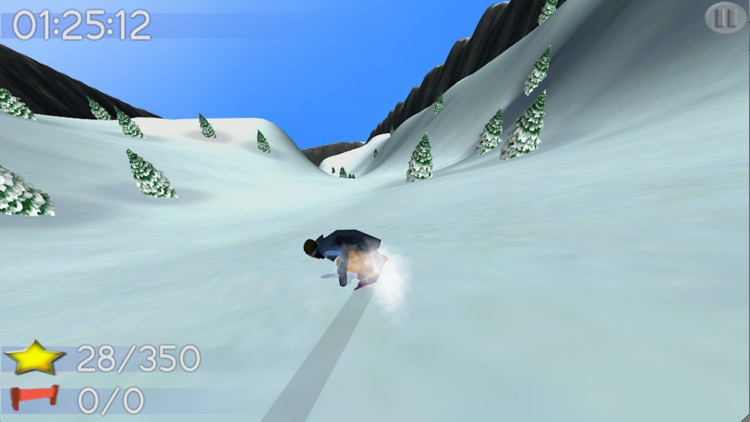 Big Mountain Snowboarding screenshot-2