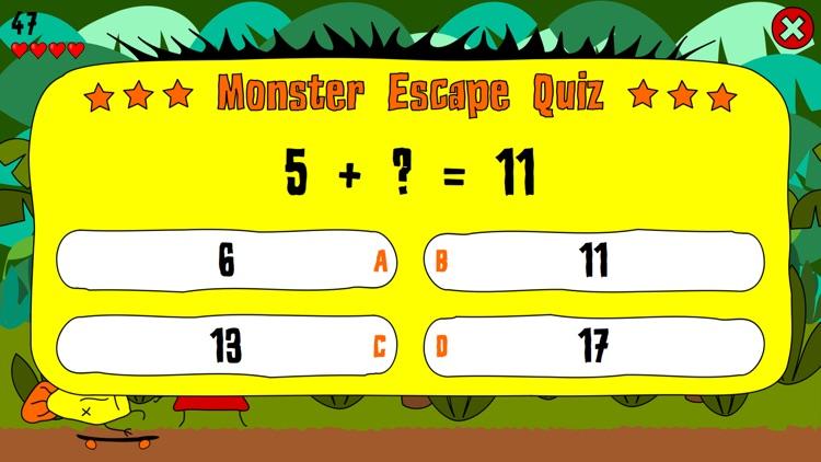 Aek in the Math Monsterland screenshot-3