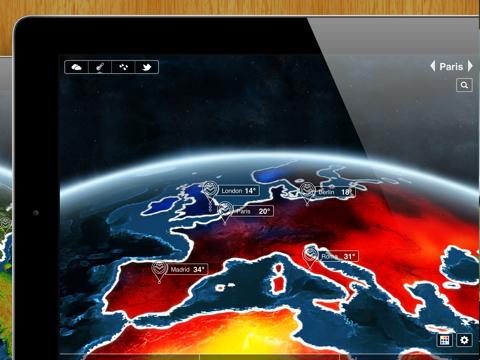 Скриншот из Clear Day - Weather HD