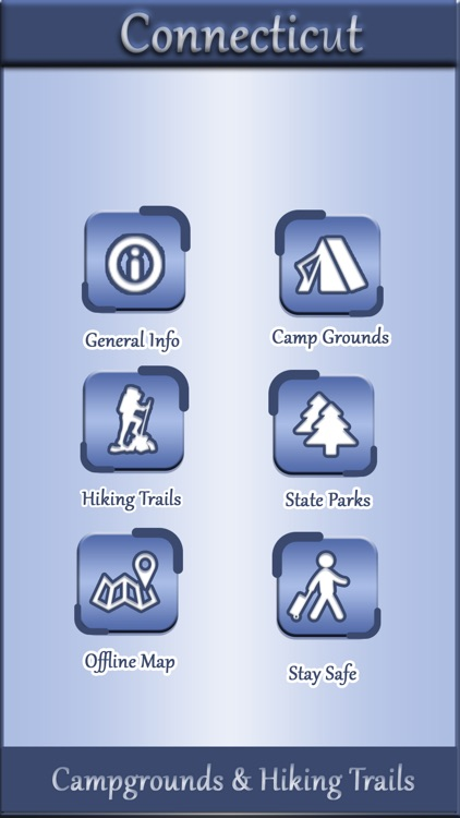 Connecticut Camping & Hiking Trails