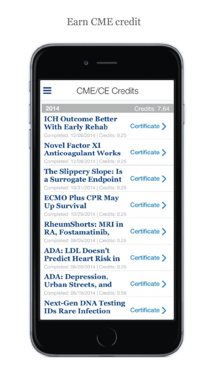 MedPage Today Medical News/CME screenshot-4