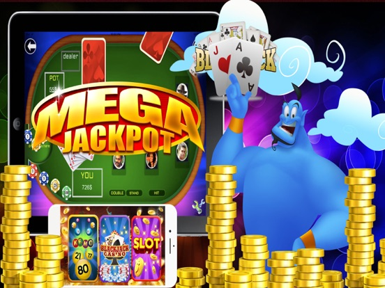 Magic Casino Keno Blackjack screenshot 5