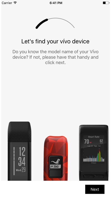 Finder for Vívo - find your Garmin device screenshot-1