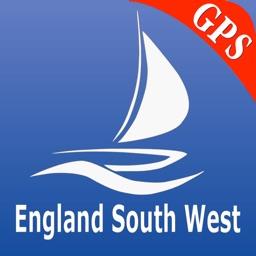 England South West GPS Nautical charts