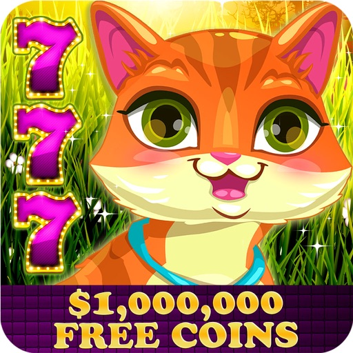 Kitty Kat Slots Grumpy – Premium 777 Slot Machines iOS App