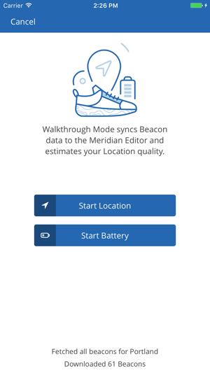 Aruba Beacons on the App Store
