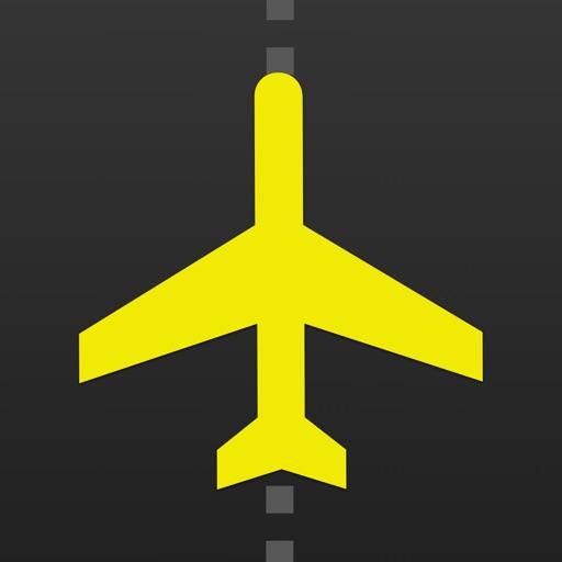 Flight Nav - Airplane mode GPS Tracker