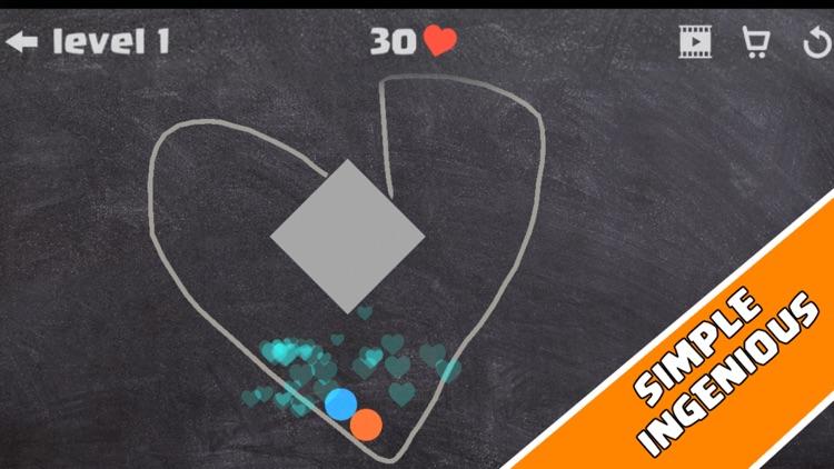 Brain Dots Draw Game screenshot-3
