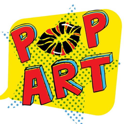 Awesome Comic Pop Art