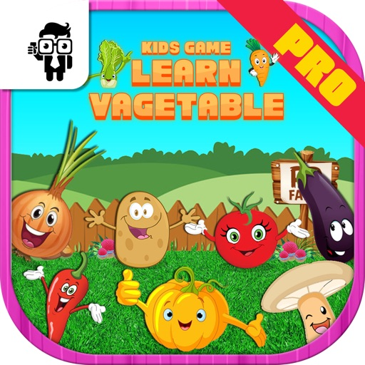 Pro Kids Game Learn Vegetables
