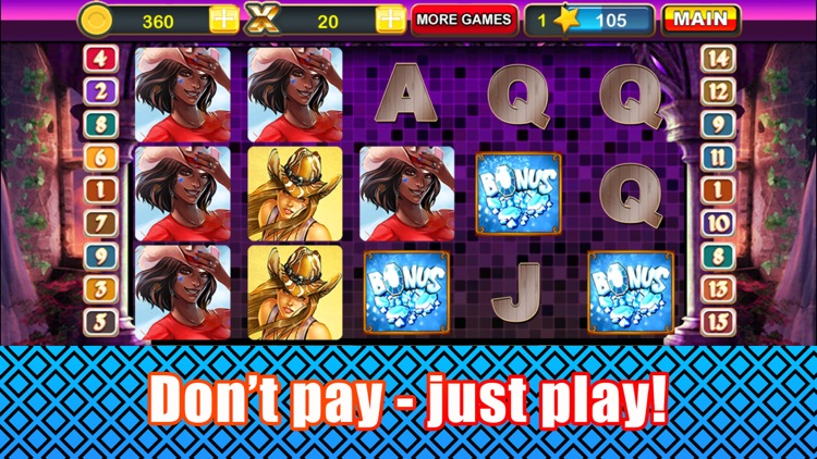 Hot Girls Vegas Slots and Casino
