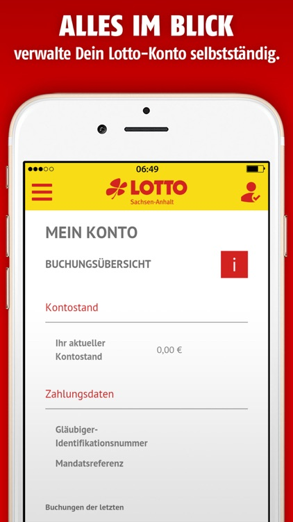 LOTTO Sachsen-Anhalt screenshot-3
