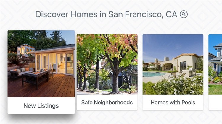 Real Estate by Trulia – Homes for Sale