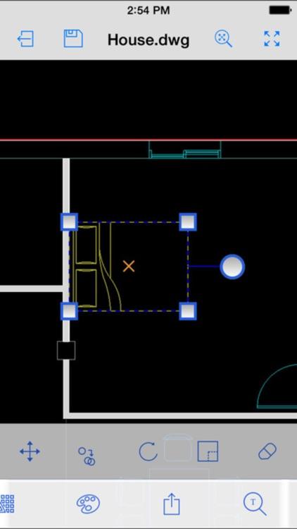 Auto Graphic illustration : Design CAD DXF/DWG screenshot-3