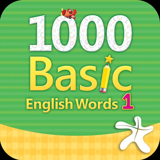 1000 Basic English Words 1 iOS App