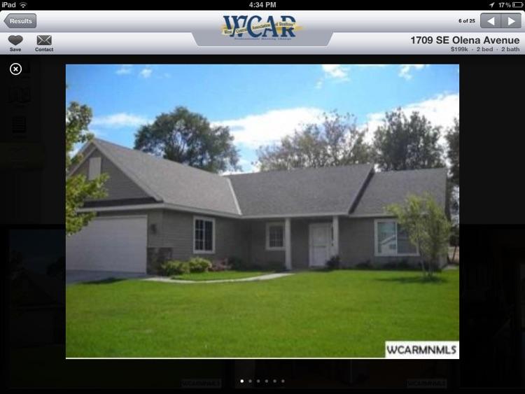 WCAR Homes For Sale for iPad screenshot-4