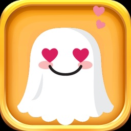 Ghost Stickers - Ghost Emojis for Ghost Lovers