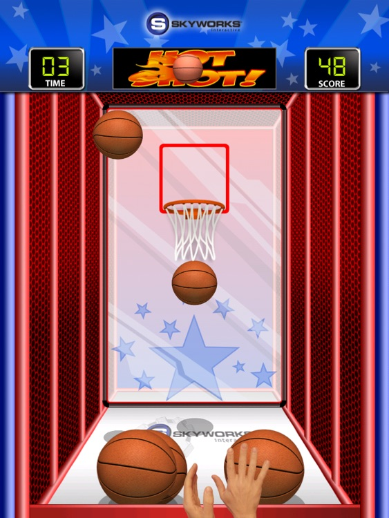 Arcade Hoops Basketball™ HD Lite screenshot-4