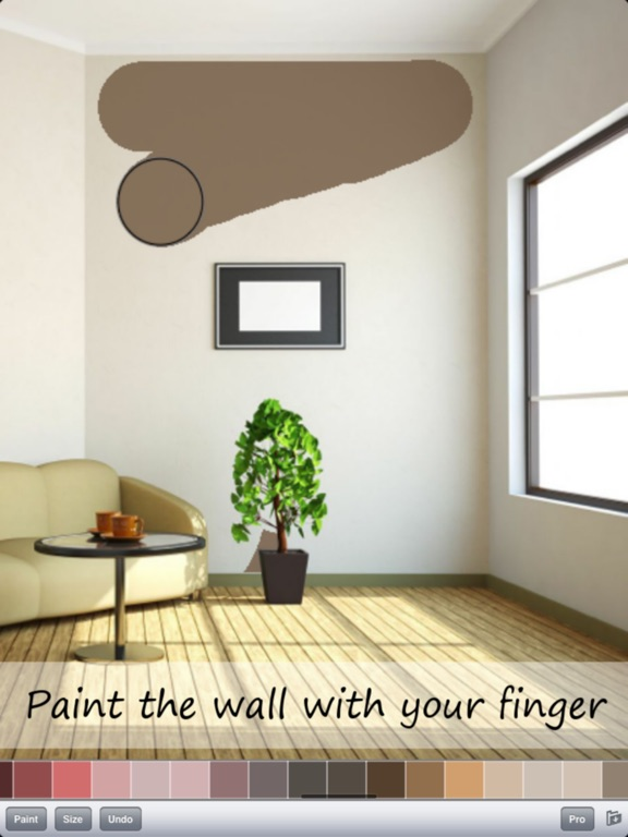 Merveilleux Screenshot #1 For Paint My Wall   Virtual Room Painting ...