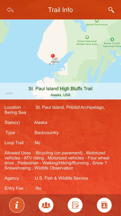 Alaska State Parks & Trails screenshot-3