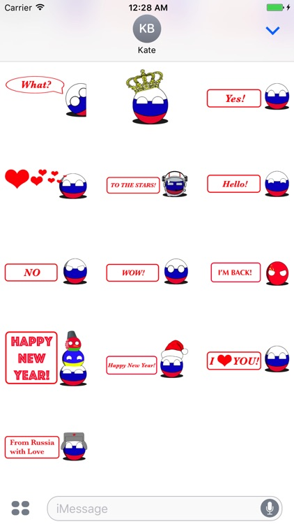 CountryBalls- RU screenshot-4