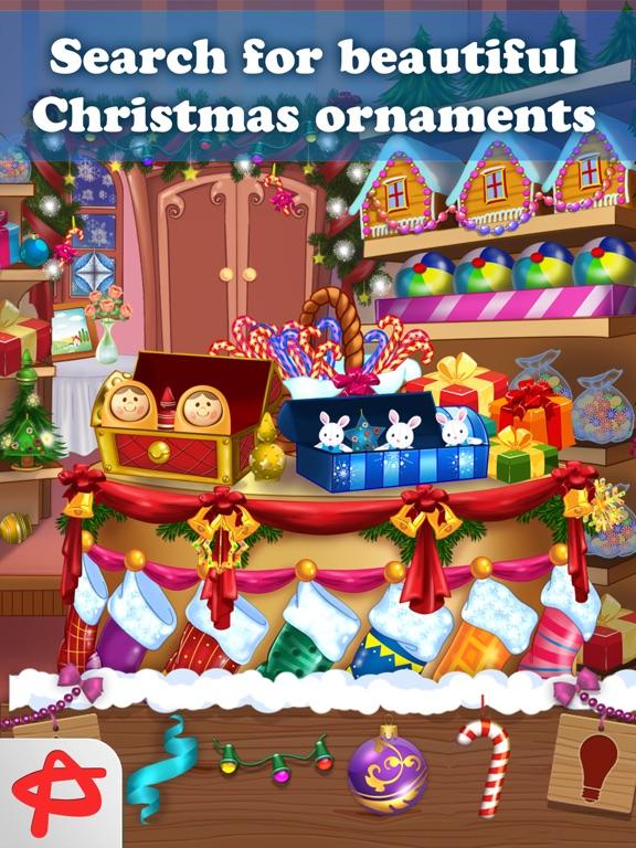 Christmas Tree Decorations: Hidden Objects screenshot 3