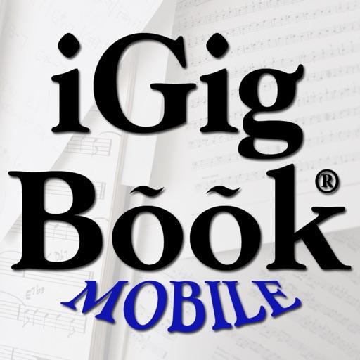 iGigBook Mobile Sheet Music Manager