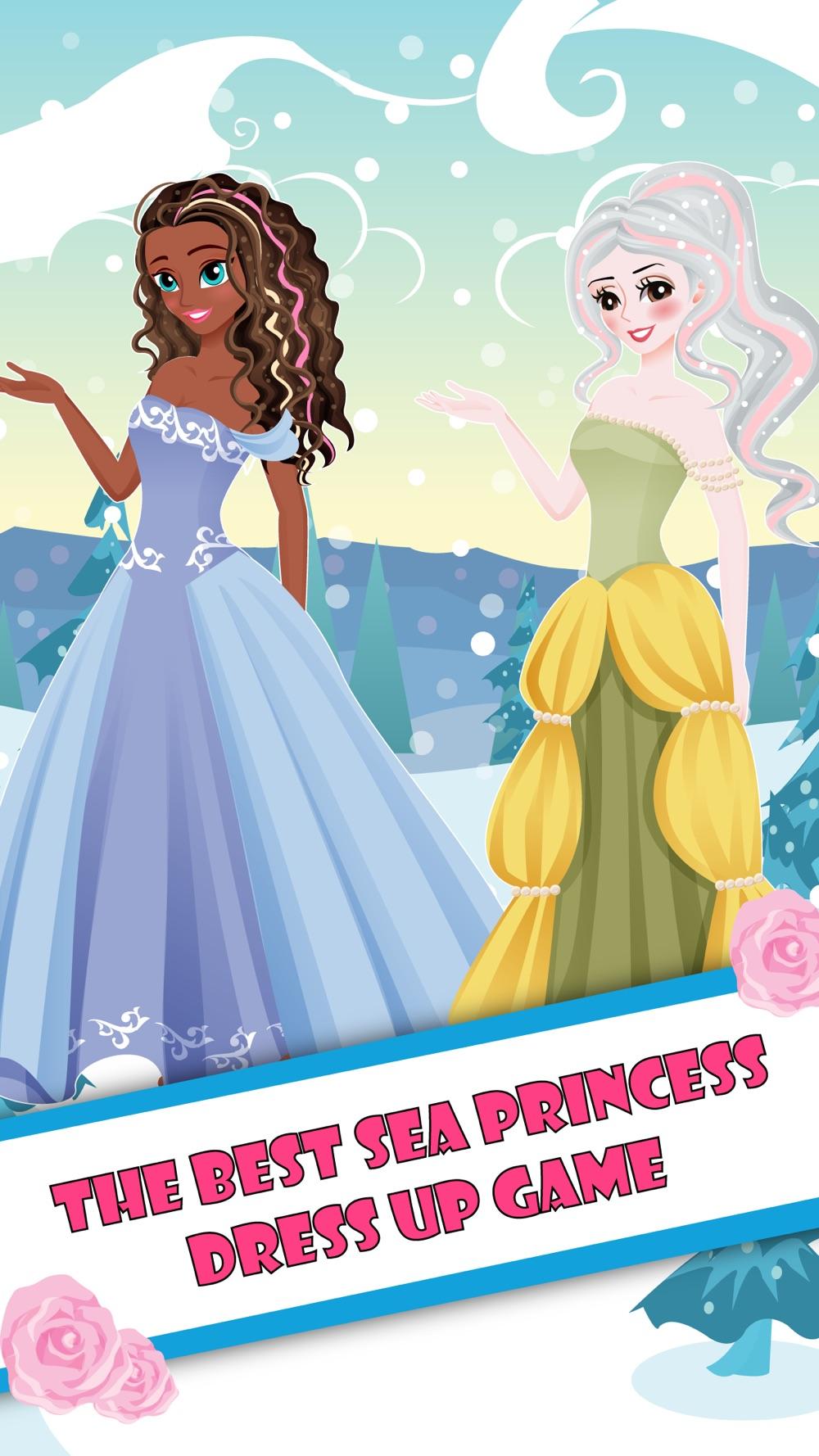 Sea Princess Dress Up – My Queen Girls Ocean Cheat Codes