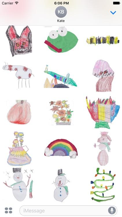 Kids Drawings screenshot-3