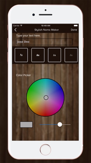 Name Maker - Stylish Name Writing on Pictures on the App Store