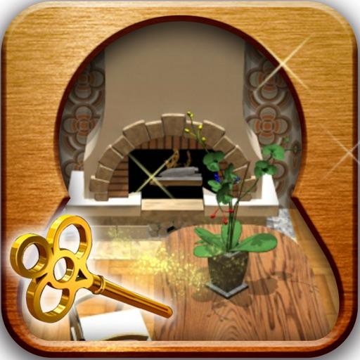 Doors & Rooms - Living Room iOS App