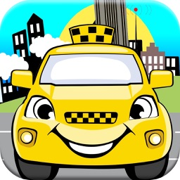 Vehicle Games for little kids! Car Games Toddlers