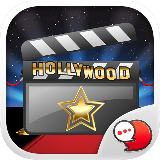 Emoji Keyboard Hollywood Themes Stickers ChatStick