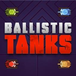 Ballistic Tanks - the tank game classic