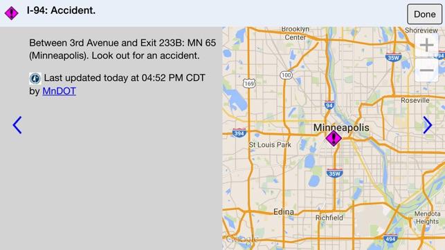 Minnesota 511 On The App Store
