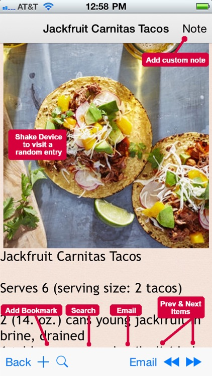 300 Taco Recipes screenshot-4