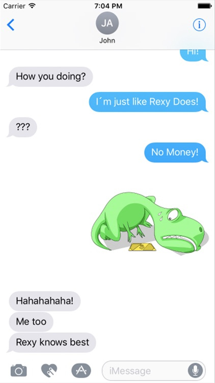 Rexy Does